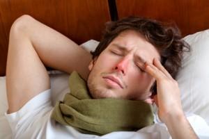 grippe-kopfschmerzen
