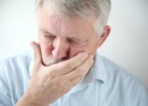 Grippe Symptome: Übelkeit